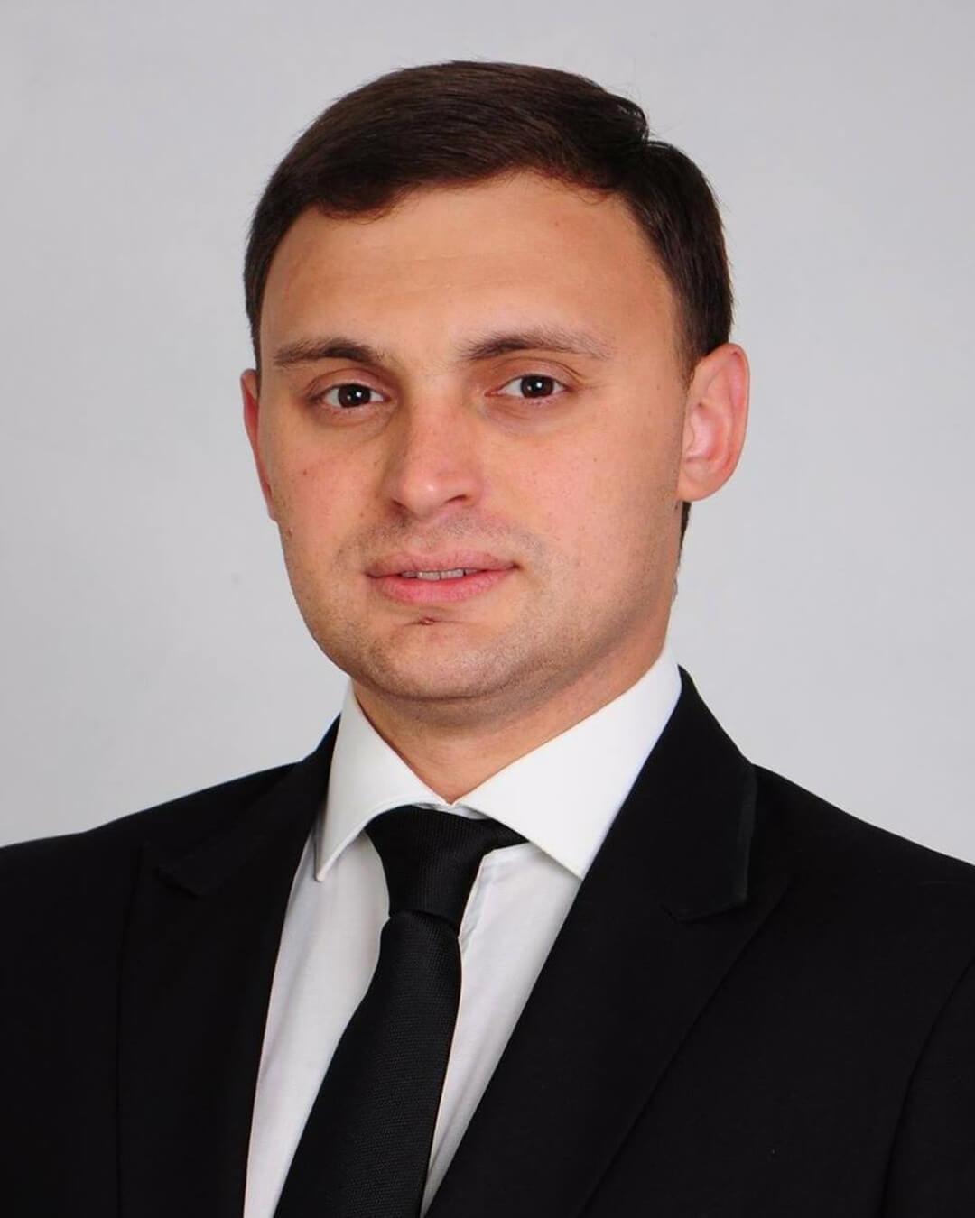 Штельмах Виталий Витальевич